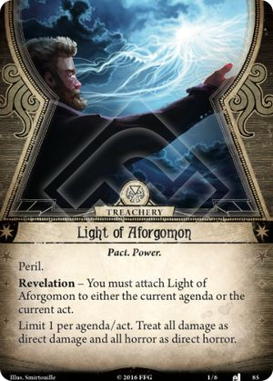 Light of Aforgomon