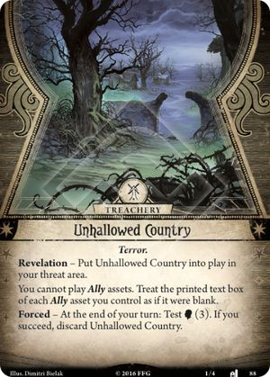 Unhallowed Country