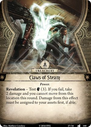Claws of Steam