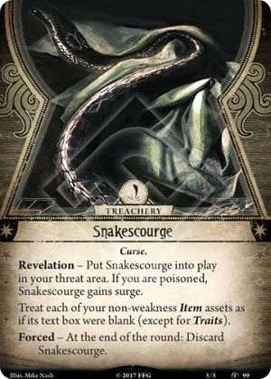 Snakescourge