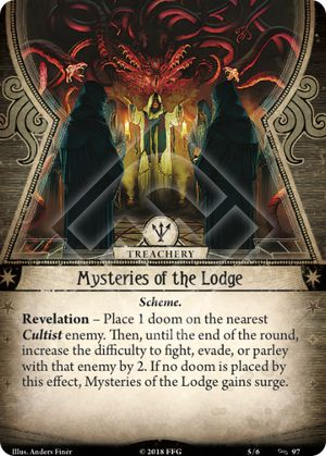 Mysteries of the Lodge
